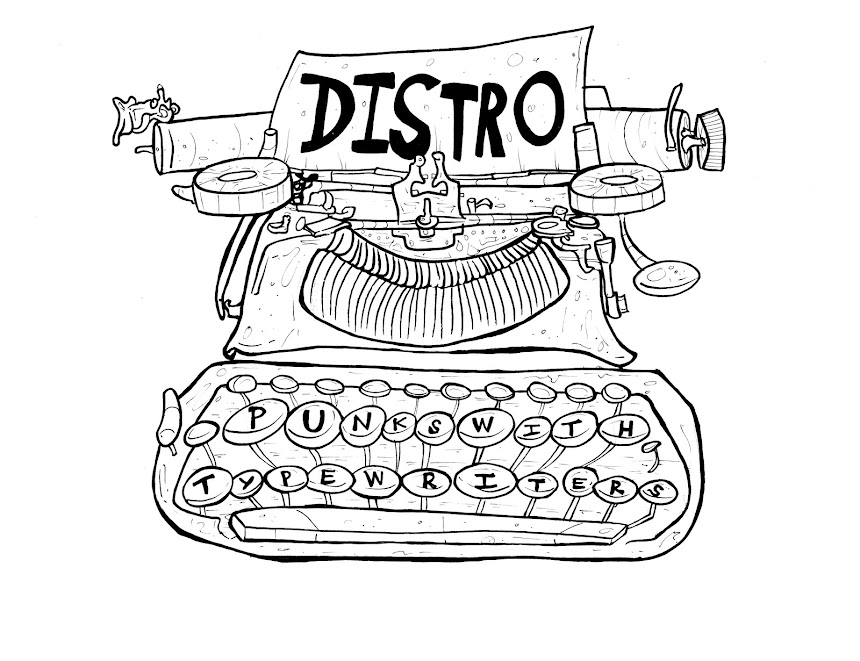 Punks With Typewriters Distro!