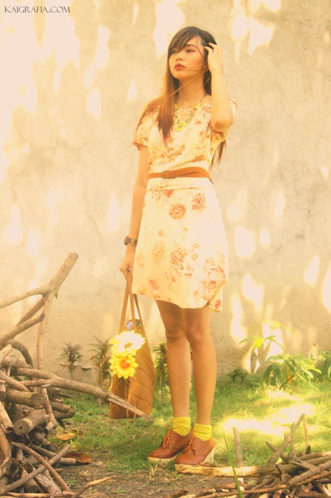 floral dress trends