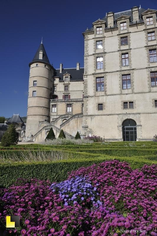 perspective sur le château de Vizille photo au delà du cliché blachier pascal