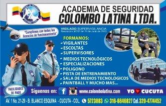 ACADEMIA DE SEGURIDAD COLOMBO LATINA LTDA.