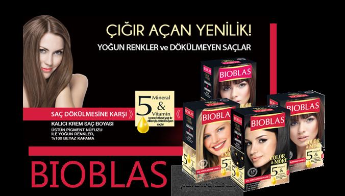 Bioblas-Color More-Saç Boyası