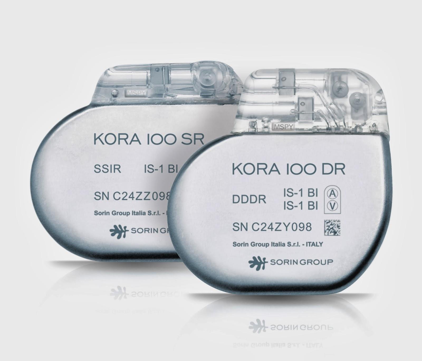 Kora 100 MRI Pacemaker