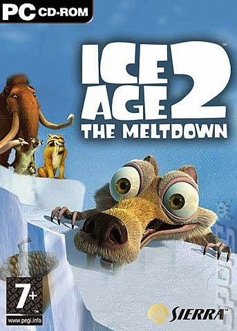Ice Age 2: The Meltdown PC Game
