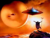 Aliens, em nosso terreiro