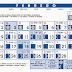 Calendario Lunar Febrero 2015