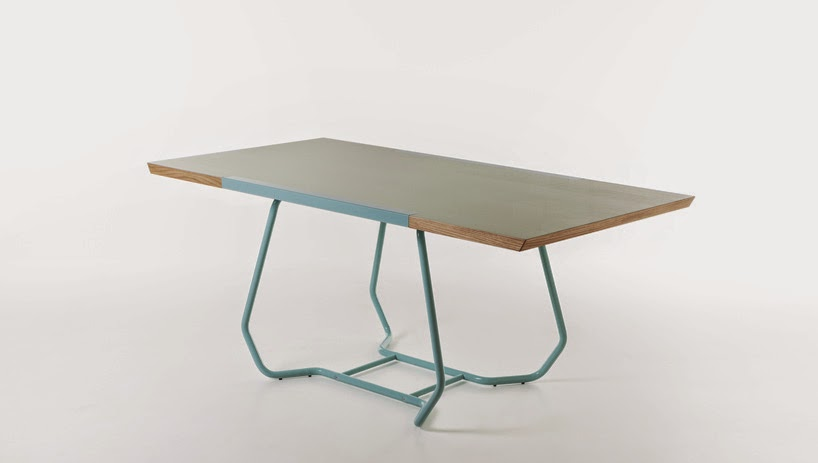 Luca Binaglia, Formabilio, multipurpose dining table
