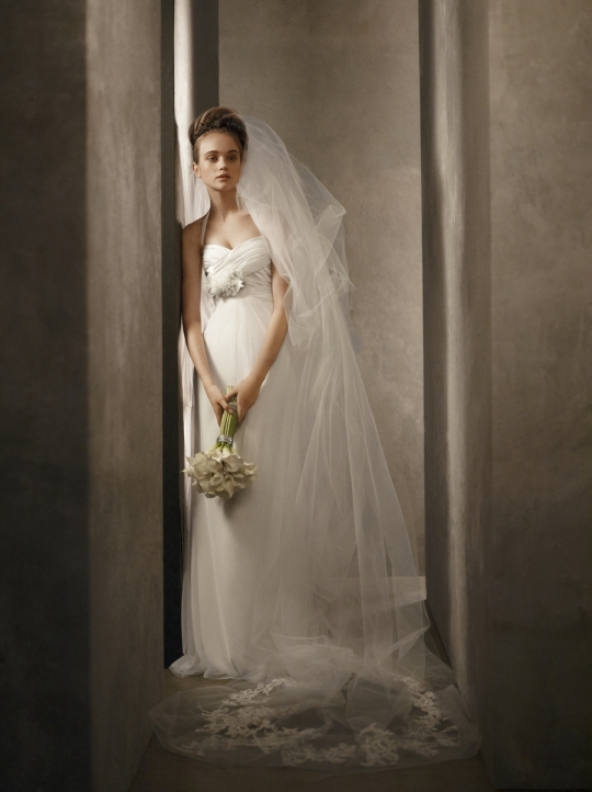 As low as 9999 Bridal Gowns Sale White by Vera Wang as low as 349
