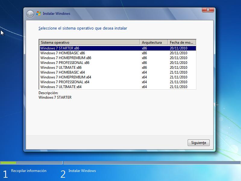 Windows 7 SP1 AIO 9en1 (Julio 2016) Español