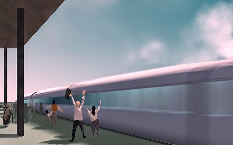 DSG 1713: Express Train