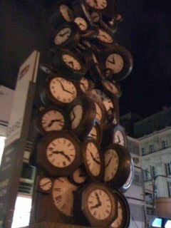 Clock Tower Gare St. Lazare,Paris