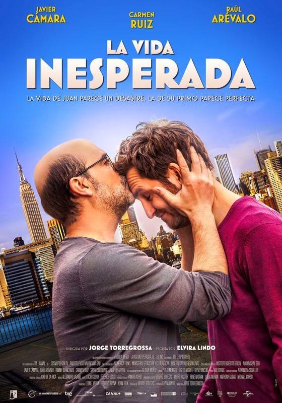 La vida inesperada (2014) [DVDRip XviD][Castellano AC3 5.1][Comedia]