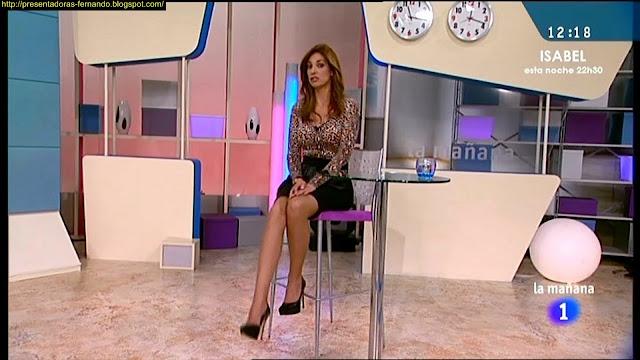 Marilo Montero piernas