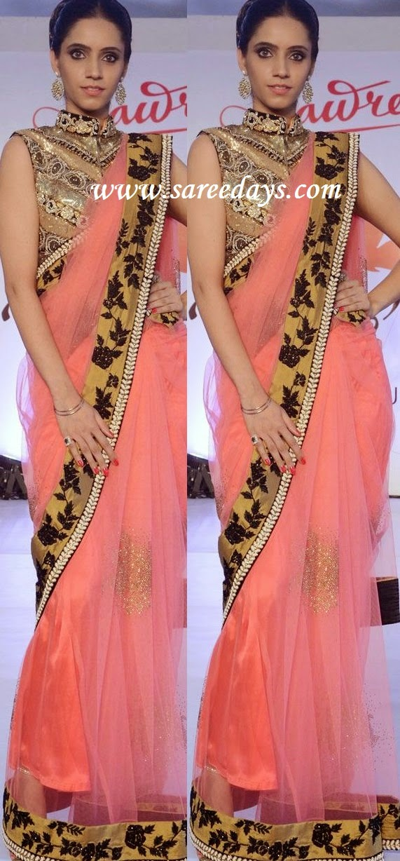 Latest saree designs august 2014 latest saree designs altavistaventures Image collections