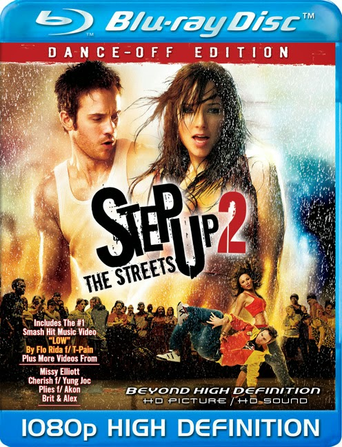 Step Up 2: The Streets (2008) BluRay 1080p 5.1CH BRRip 1.4GB