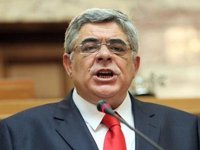 """""""Σύσσωμος ο παλαιός πολιτικός κόσμος εναντίον της Χρυσής Αυγής"""" - Oμιλία του Γ.Γ. Ν.Γ. Μιχαλολιάκου, στην κοινοβουλευτική ομάδα"""