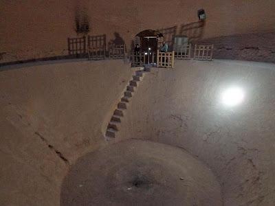 Kulkas Raksasa di Iran