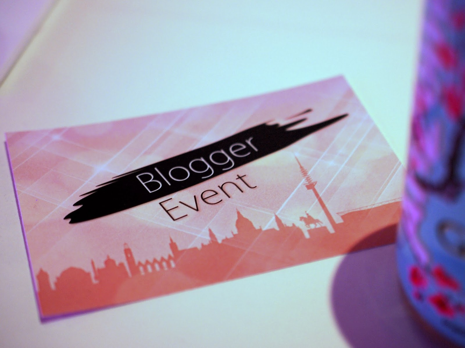 Rossmann Blogger Event in Hannover