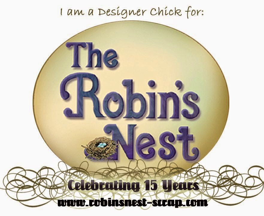The Robins Nest Scrapbook Company