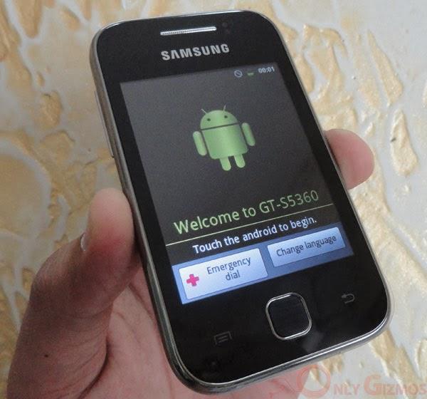Синхронизация телефона samsung 5830 с компьютером