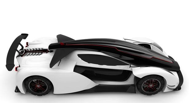 hypercars concept