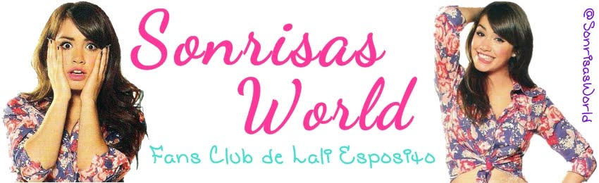 Sonrisas World - Sonrisitas de Lali