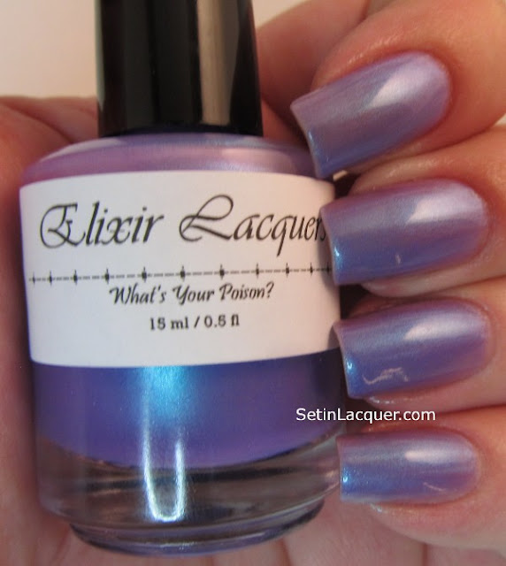 Elixir Lacquer Miss Kitty Mee-yow
