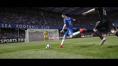 FIFA 15 (Game) - Goalkeepers Gameplay Trailer (Gamescom 2014) - Song / Music