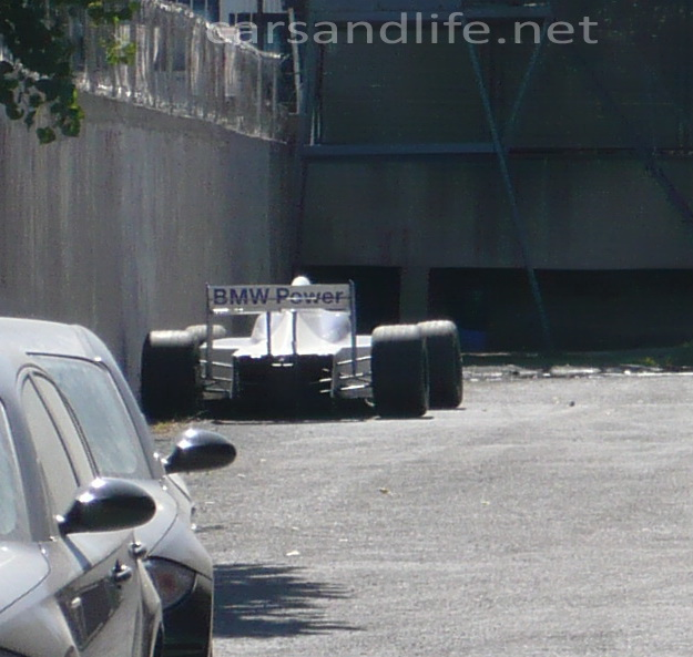 F1: The Abandoned And Deserted.
