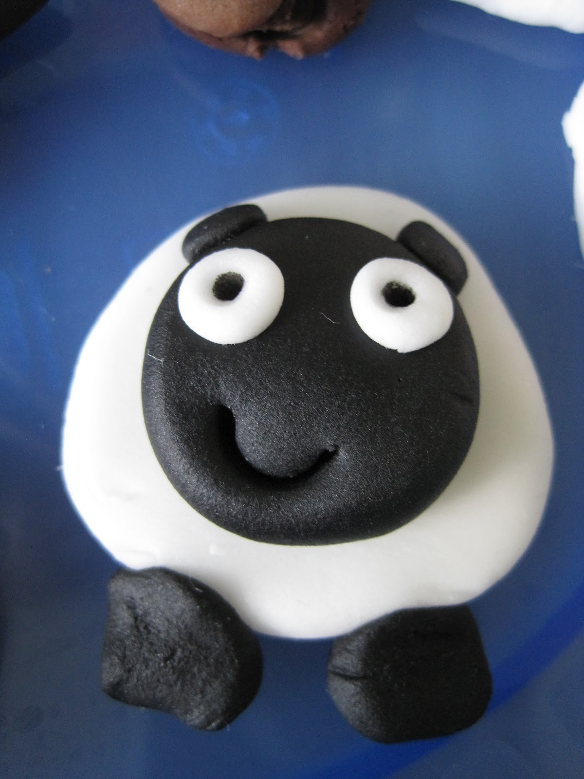 Baby Baby: Farm Animal Cake Toppers