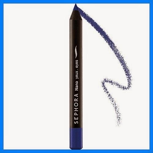 Invejinha boa - lápis azul sephora