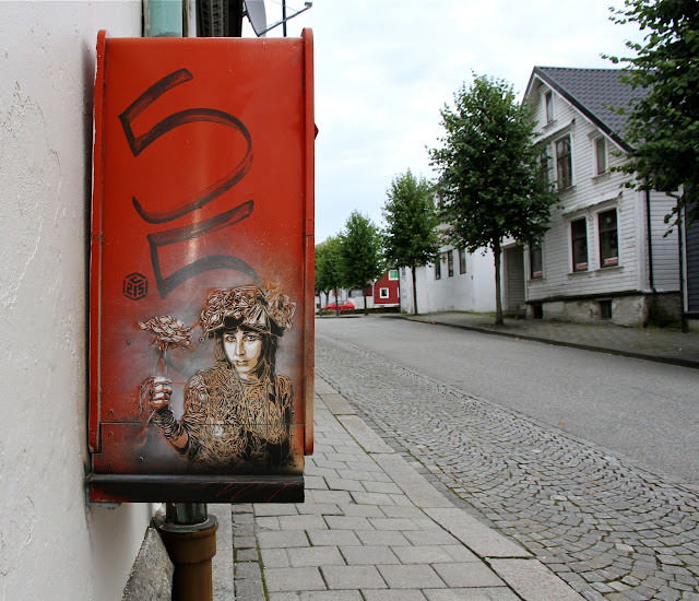 street art by c215 for nuart in norway 6