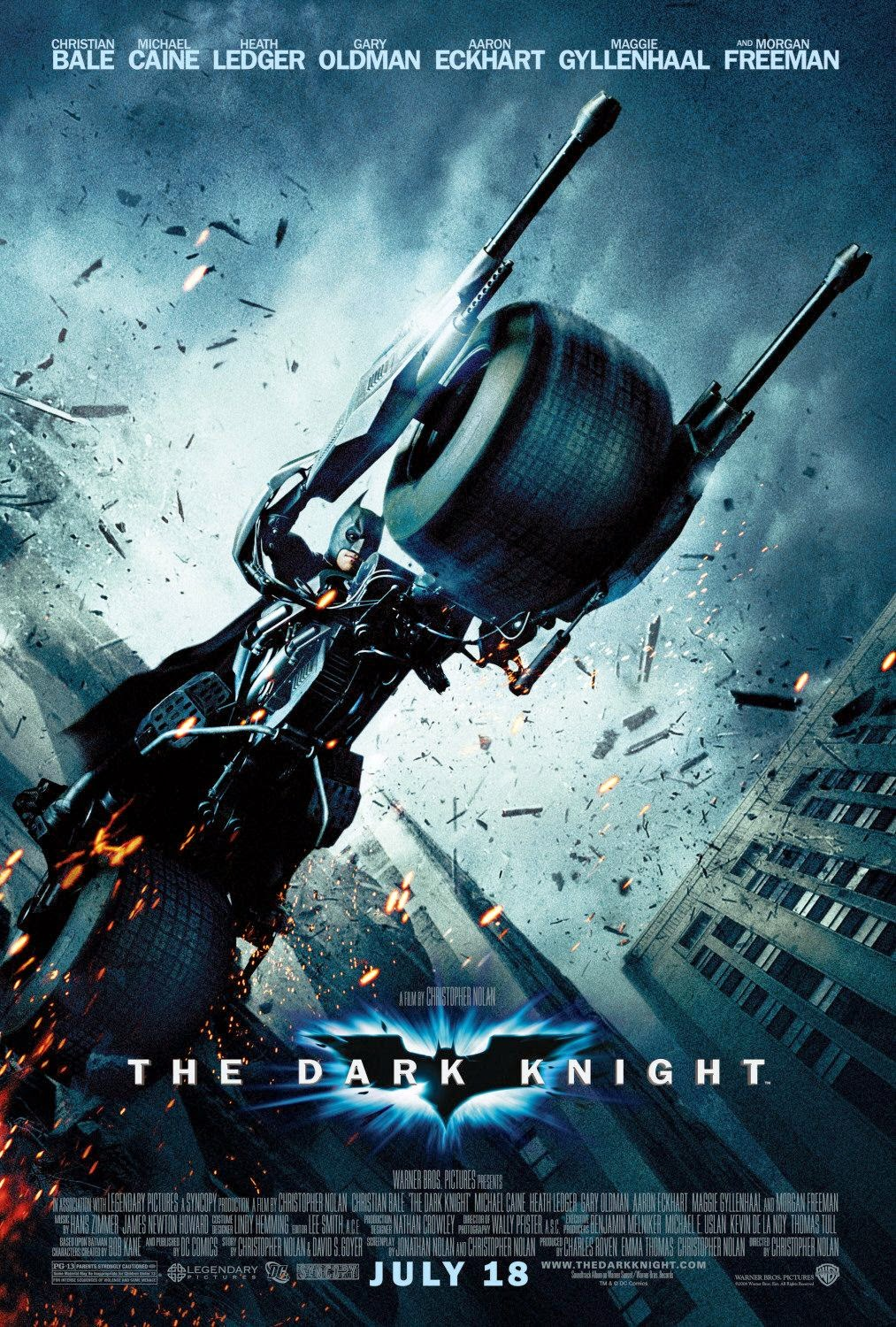 The Dark Knight (2008) tainies online oipeirates