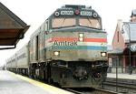 Amtrak goes to Hermann, Missouri.