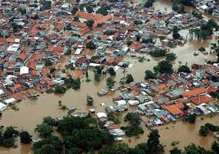 banjir wilayah jakarta