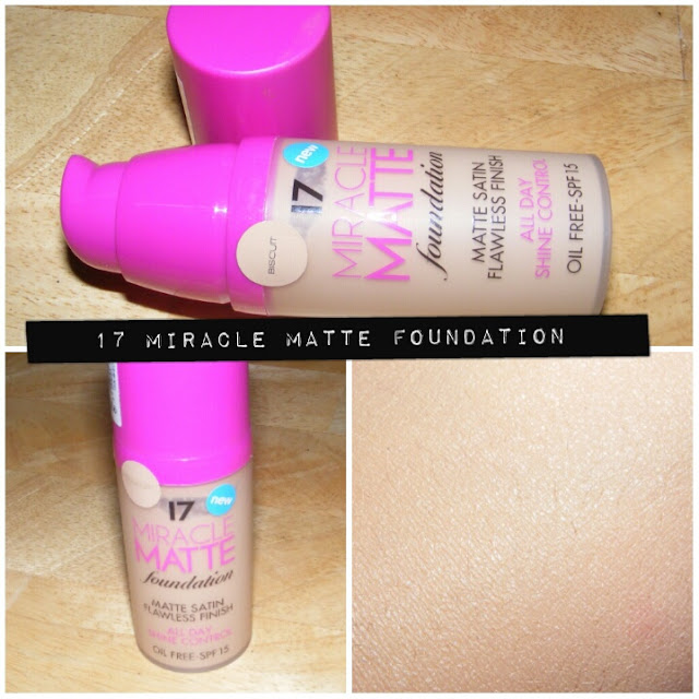 A picture of 17 Miracle Matte Foundation