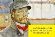 Besökt: Carl Larsson-utställningen på Nationalmuseum/Konstakademien