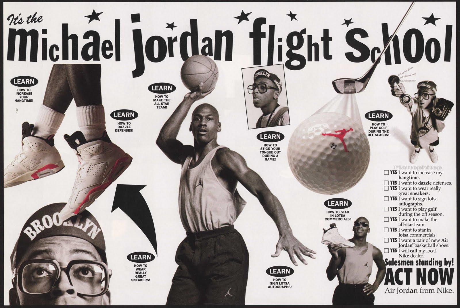 spike lee michael jordan