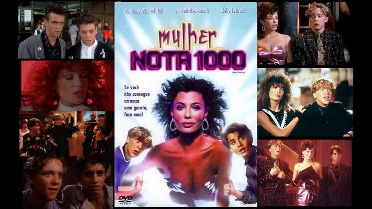 Filmes De Comedia Dos Anos 80 with regard to de volta À antolÓgica dÉcada de 80: mulher nota 1000 (1985)