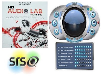 SRS HD Audio Lab Gold 1.0.71 | Down phan mem - Website tải Phần