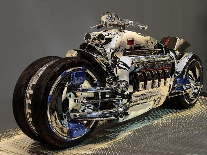 Top Motos Novembro 2012
