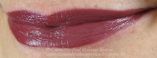 PuroBIO - All Over Lipstick n. 26 Vinaccio - swatches