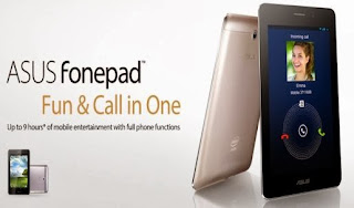 ASUS Fonepad 7 Tablet is now launched in India for Rs. 17,499.