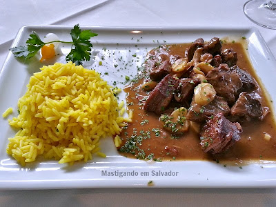 Oui Restaurant: Boeuf Bourguignon