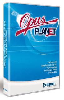 Actualización Opus Planet