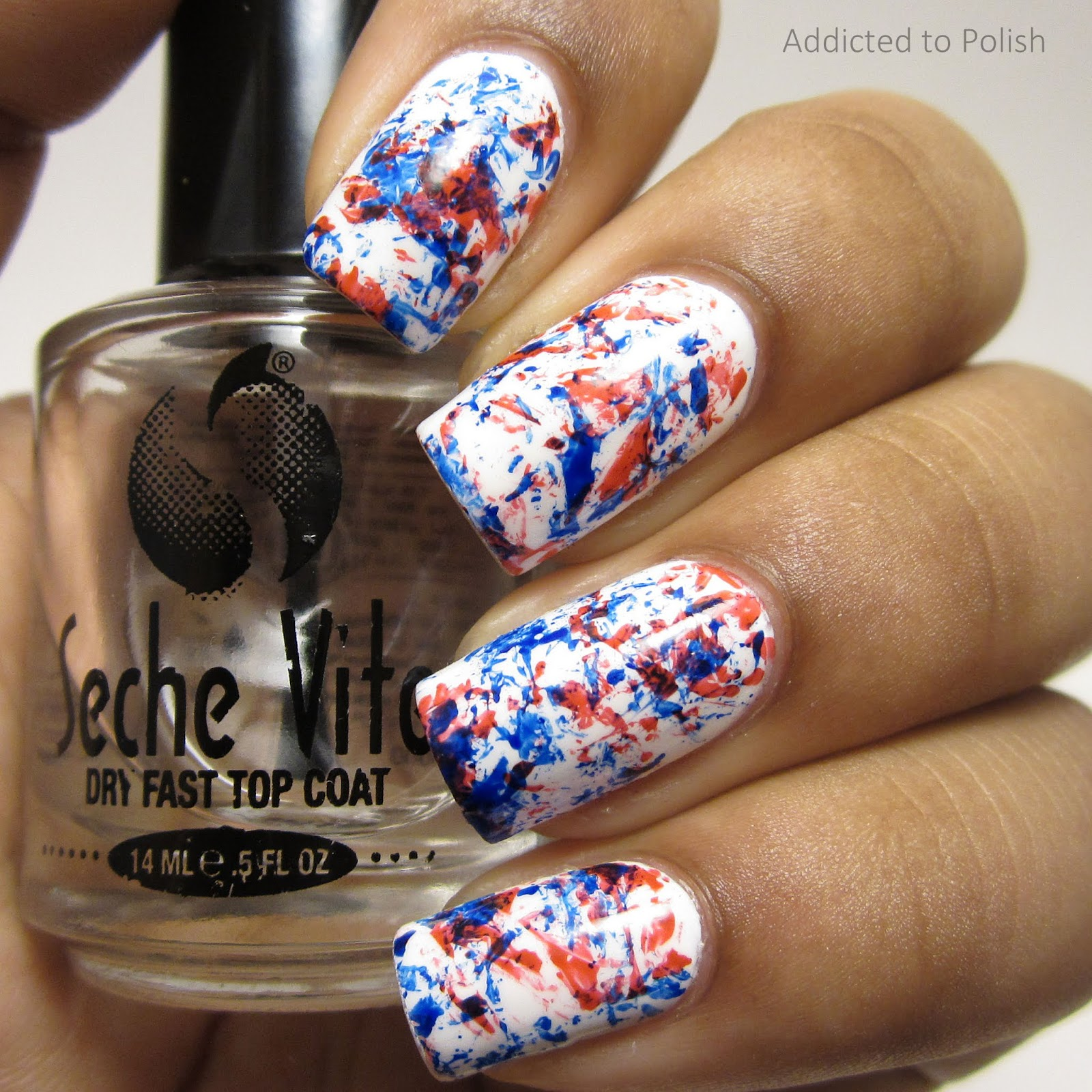 fourth-of-july-saran-wrap-nail-art-mani