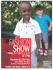 Grace Van Vorst Children's Fashion Show