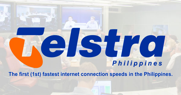 Because Of The Slow Internet Connection Will End As Telstra Confirms That They Are Planning On Investing In Philippines To Provide Best