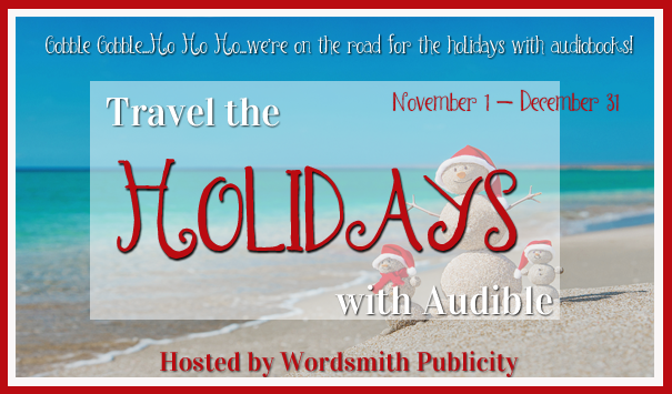 Spotlight + Giveaway – Travel the Holidays with Audiobooks