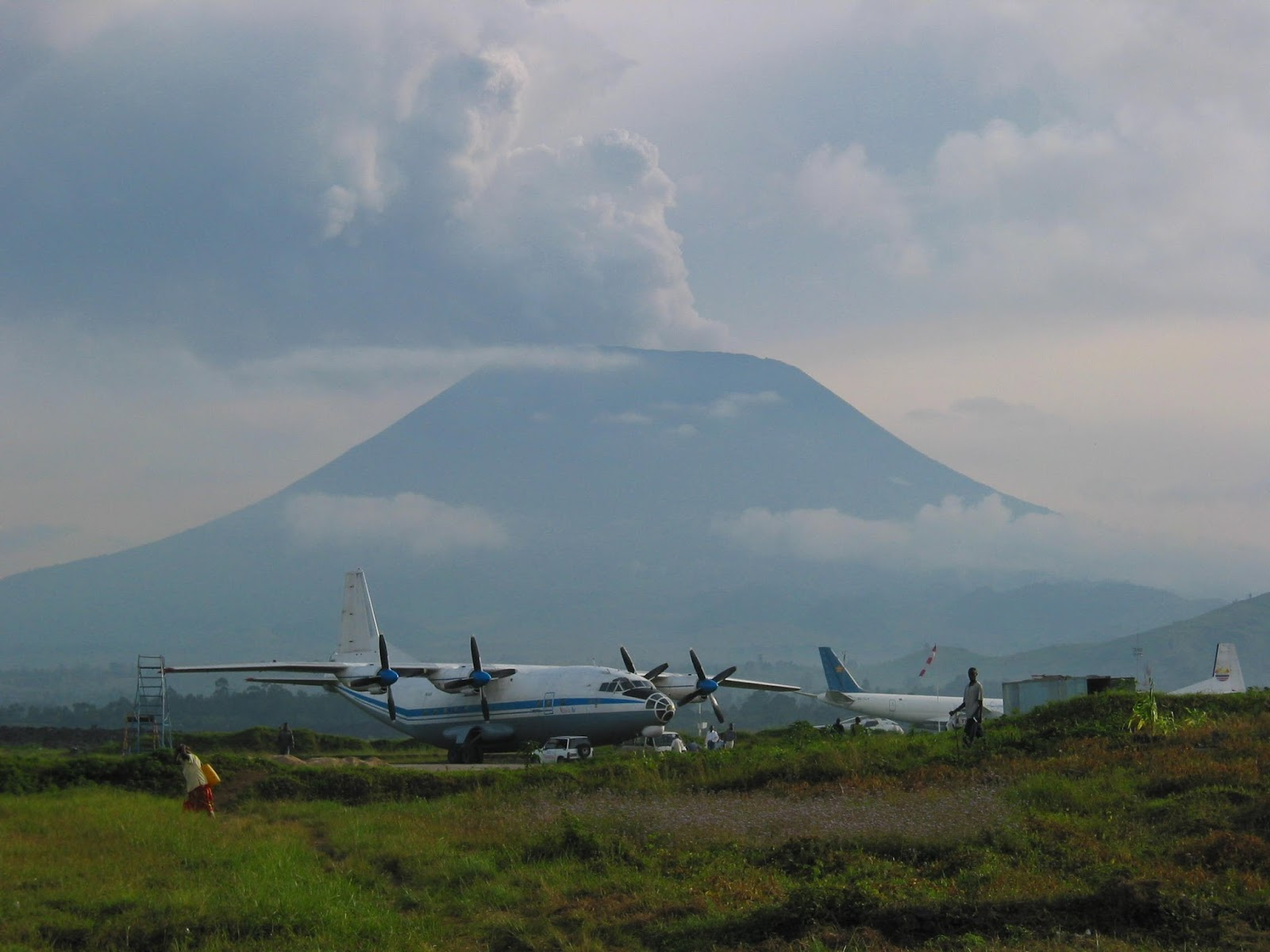 DRCongo - The attack on Goma airport: Big fish or small fry?