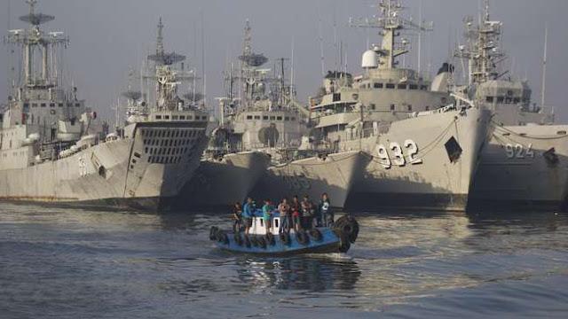 Dua Menko Beberkan Kekuatan Maritim Indonesia